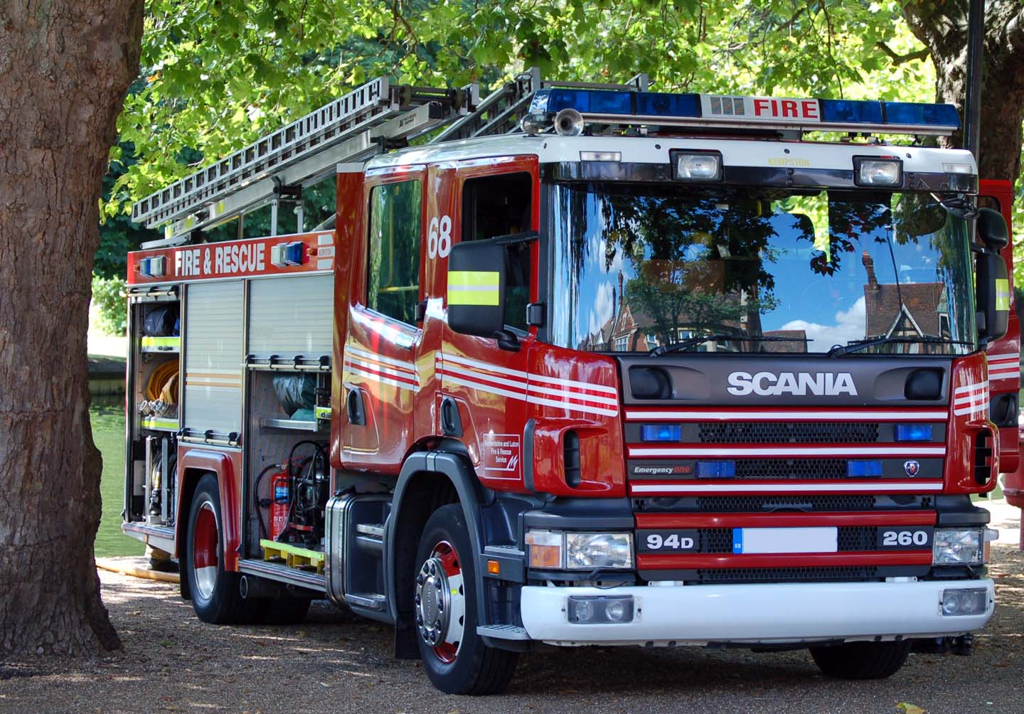 Fire Services Placements