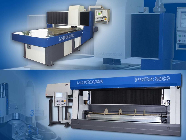 Lasercomb Machines
