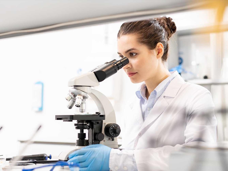 Microbiologist Rockline Industries