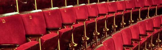 Palace Theatre Redditch Seats