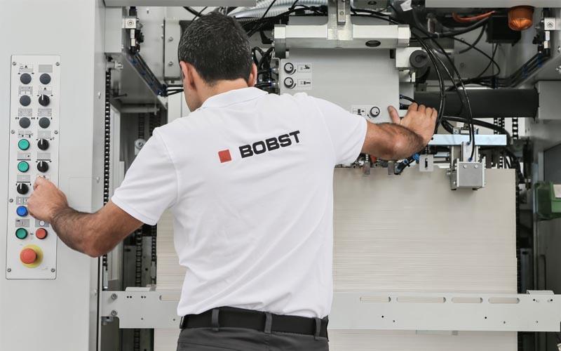 Machines at BOBST UK & Ireland