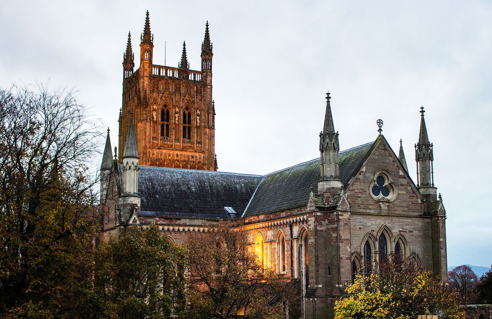 cathedral worcester