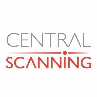 central scanning logo